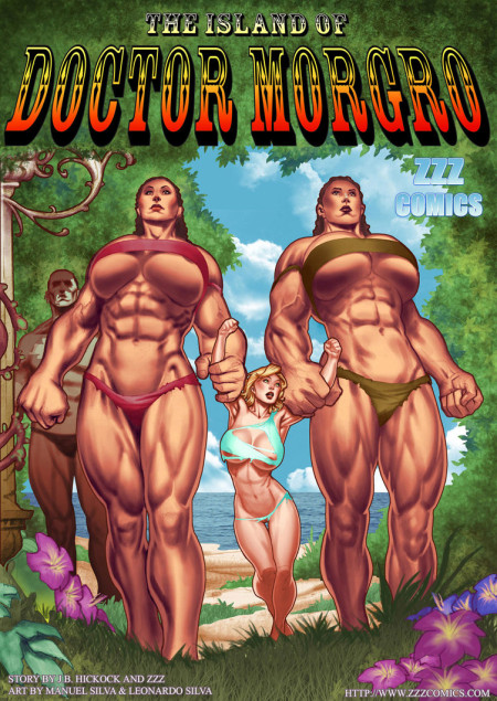 the_island_of_doctor_morgro_cover_by_zzzcomics-d7zqefs
