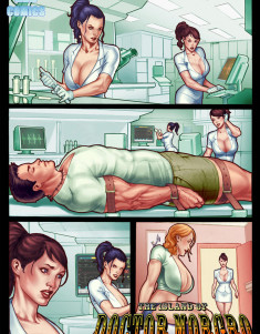 the_island_of_doctor_morgro_preview_2_by_zzzcomics-d7zk44n