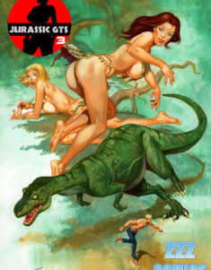 jurassic_gts_3_cover_by_zzzcomics-d8x009i