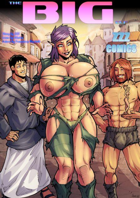 the_big_elf_cover_by_zzzcomics-d7m7usx